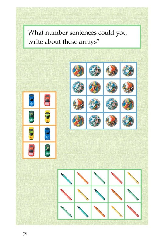Book Preview For Real-Life Multiplication Page 24
