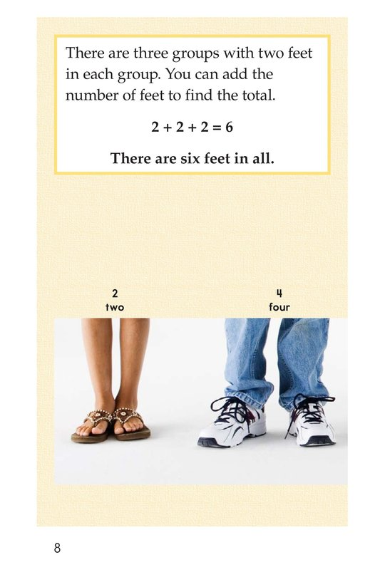 Book Preview For Real-Life Multiplication Page 8