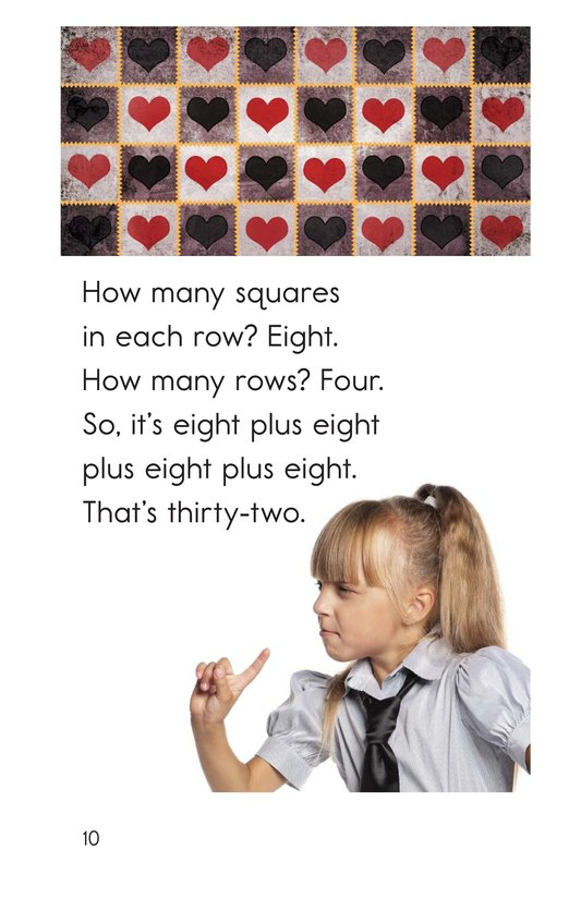 Book Preview For How Many Squares? Page 10