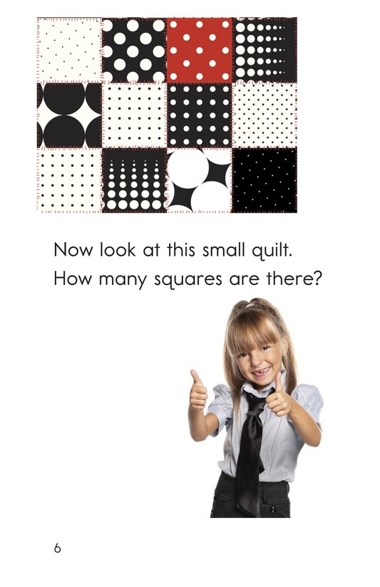 Book Preview For How Many Squares? Page 6