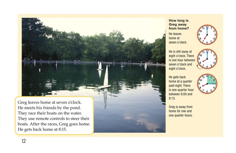 Book Preview For It's Time for the Park Page 12