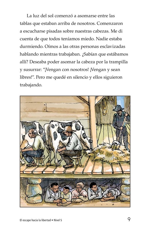 Book Preview For Running for Freedom Page 9