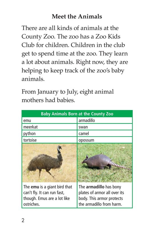Book Preview For The Animal Data Files Page 2