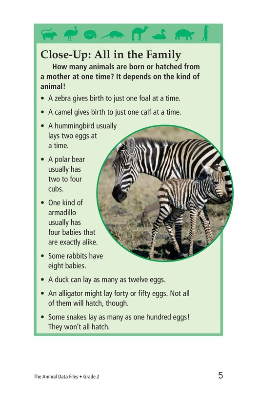 Book Preview For The Animal Data Files Page 5