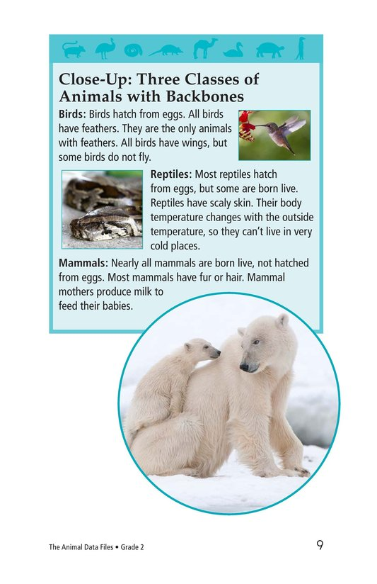 Book Preview For The Animal Data Files Page 9