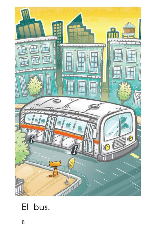 Book Preview For City Street Page 8