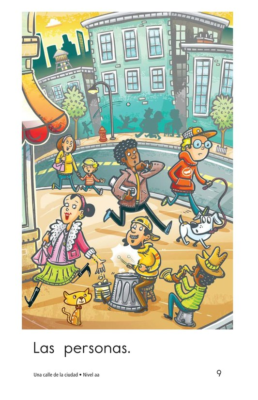 Book Preview For City Street Page 9