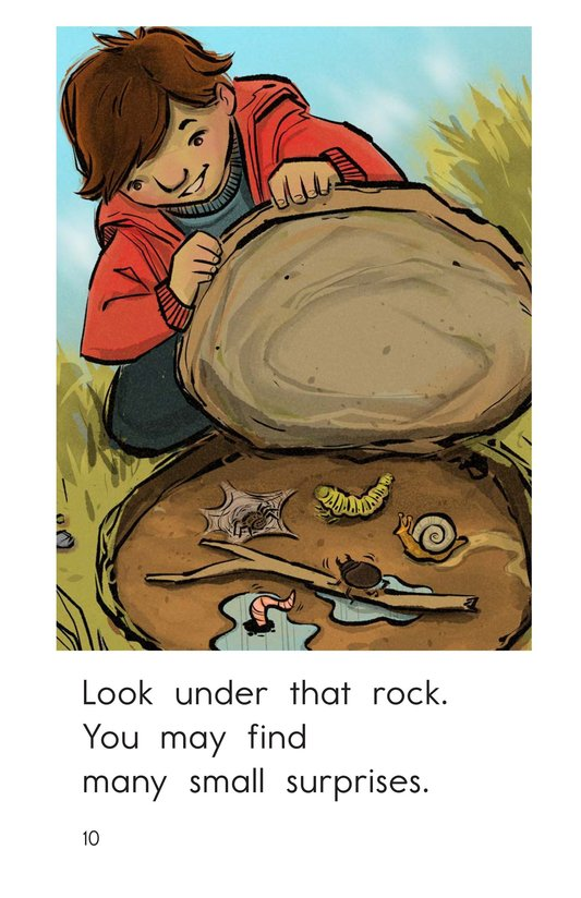 Book Preview For Under That Rock Page 10