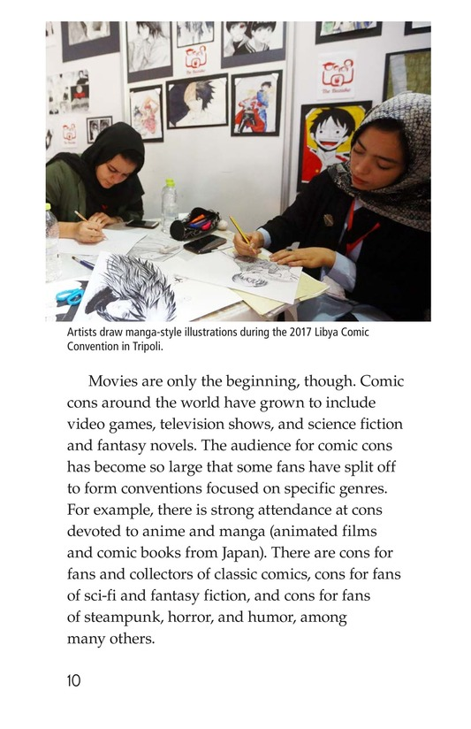 Book Preview For Comic Cons Page 10