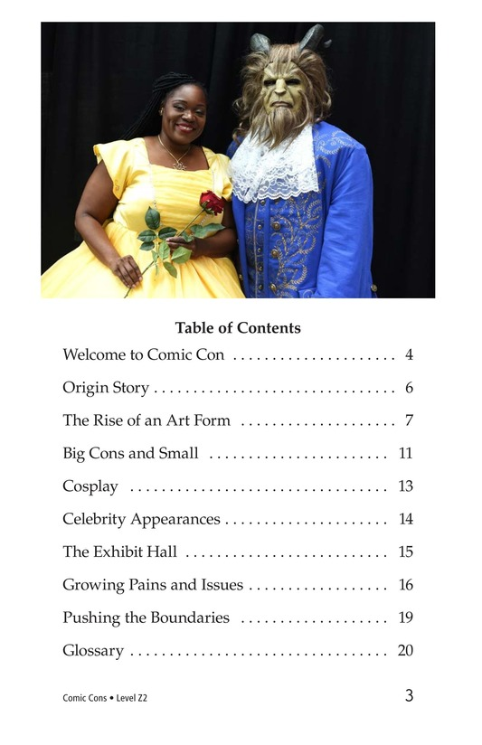 Book Preview For Comic Cons Page 3