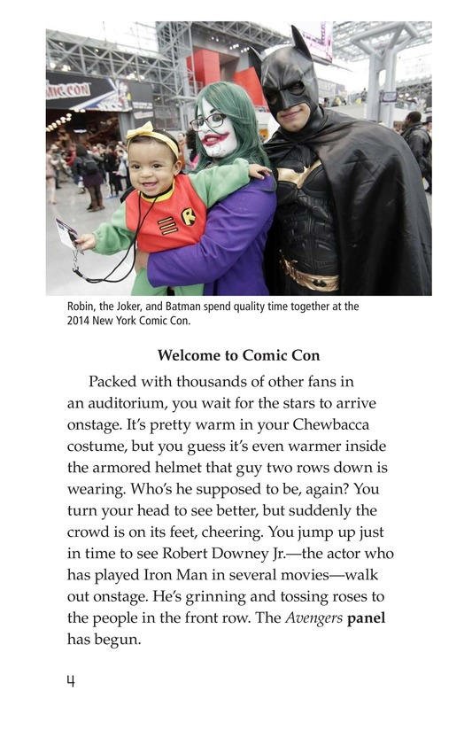 Book Preview For Comic Cons Page 4