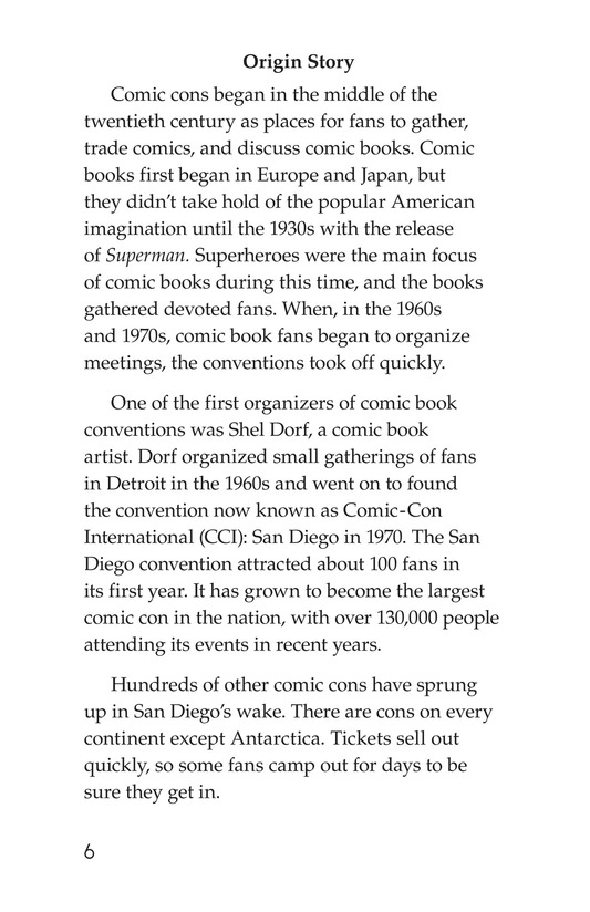 Book Preview For Comic Cons Page 6