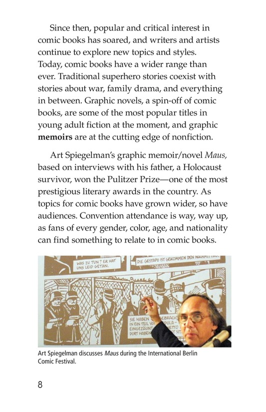 Book Preview For Comic Cons Page 8