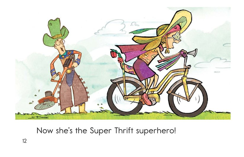 Book Preview For Super Thrift Page 12