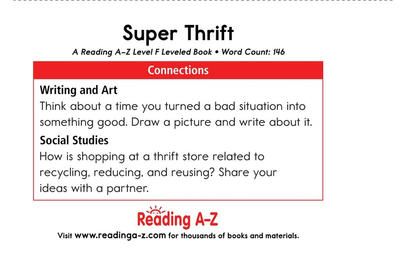 Book Preview For Super Thrift Page 13