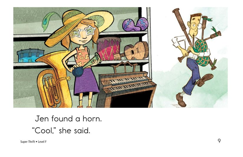 Book Preview For Super Thrift Page 9