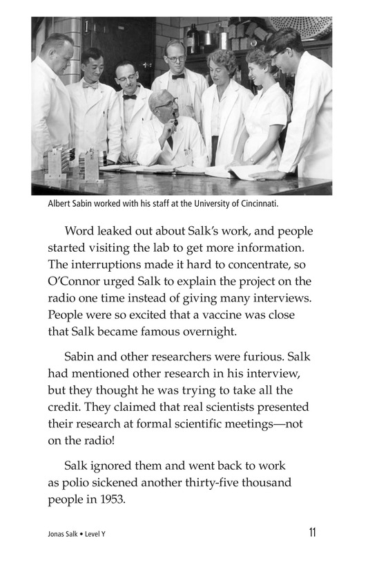 Book Preview For Jonas Salk Page 11