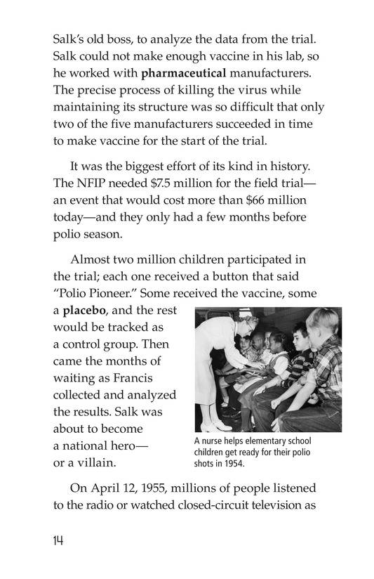 Book Preview For Jonas Salk Page 14