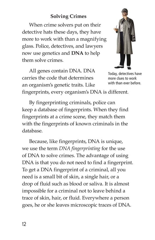 Book Preview For Genetics at Work Page 12