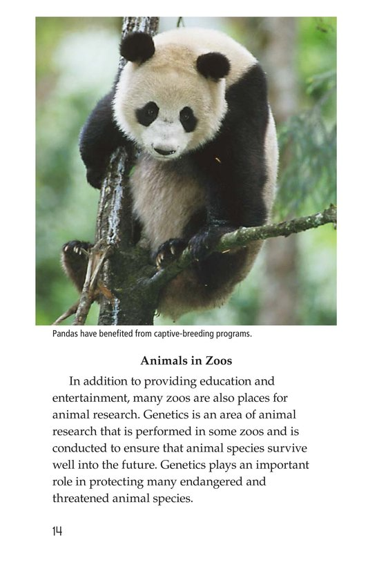 Book Preview For Genetics At Work Page 14