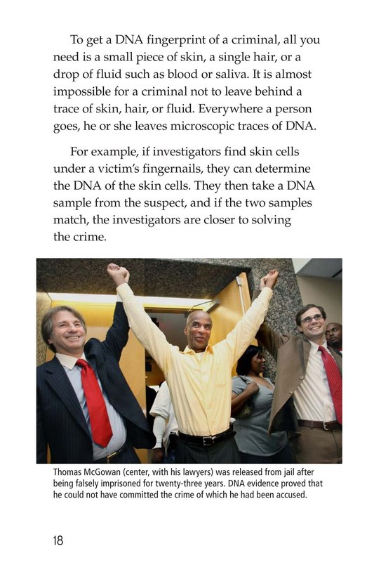 Book Preview For Genetics At Work Page 18