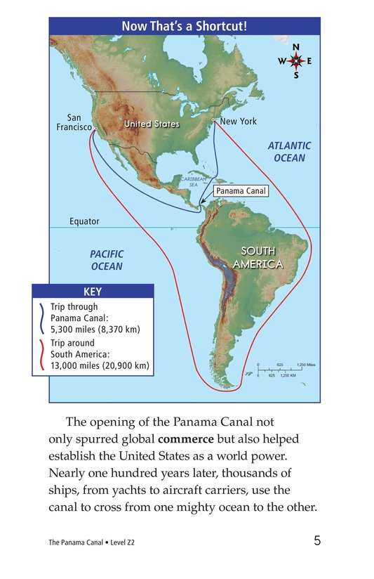 Book Preview For The Panama Canal Page 5