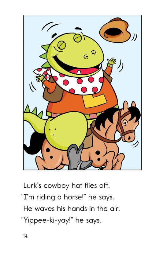 Book Preview For Monster Cowboy Page 14