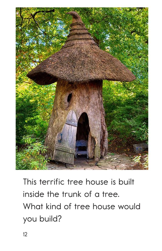 Book Preview For Terrific Tree Houses Page 12