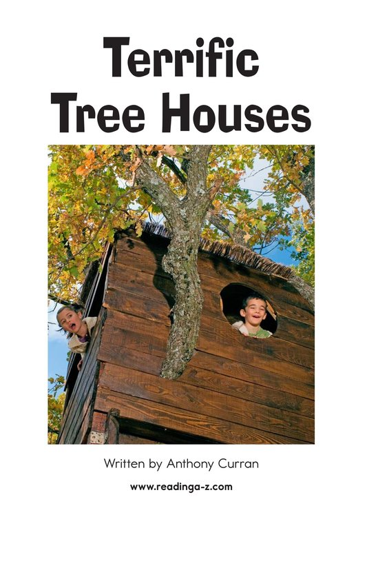 Book Preview For Terrific Tree Houses Page 2