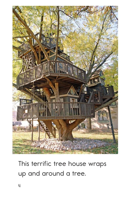 Book Preview For Terrific Tree Houses Page 4