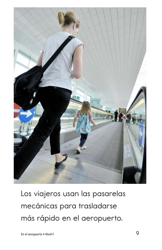 Book Preview For At the Airport Page 9