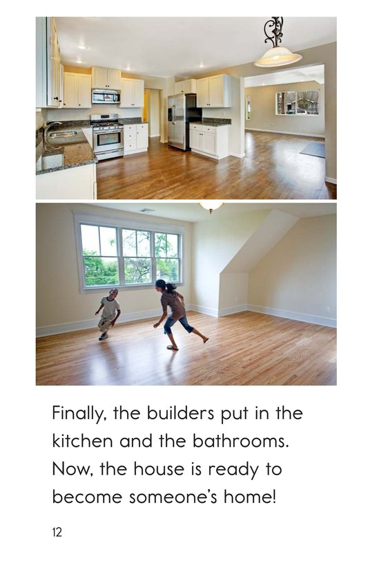 Book Preview For Building a House Page 12