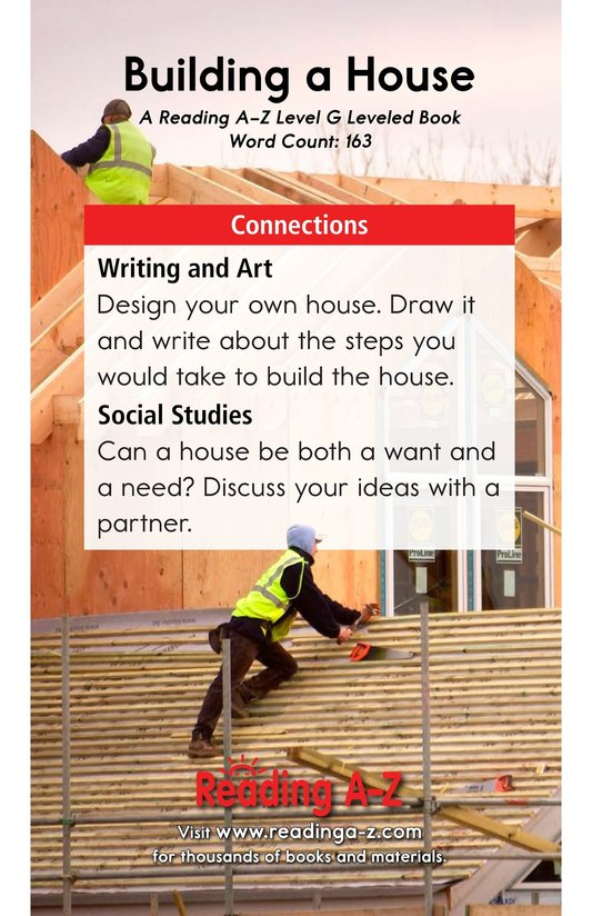 Book Preview For Building a House Page 13
