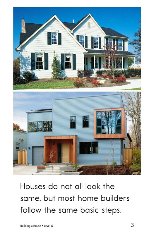 Book Preview For Building a House Page 3