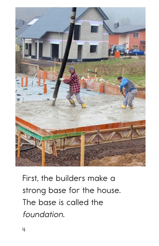 Book Preview For Building a House Page 4