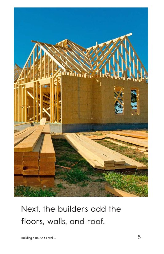Book Preview For Building a House Page 5