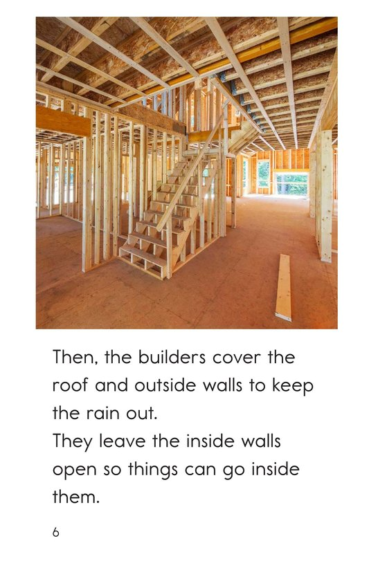 Book Preview For Building a House Page 6