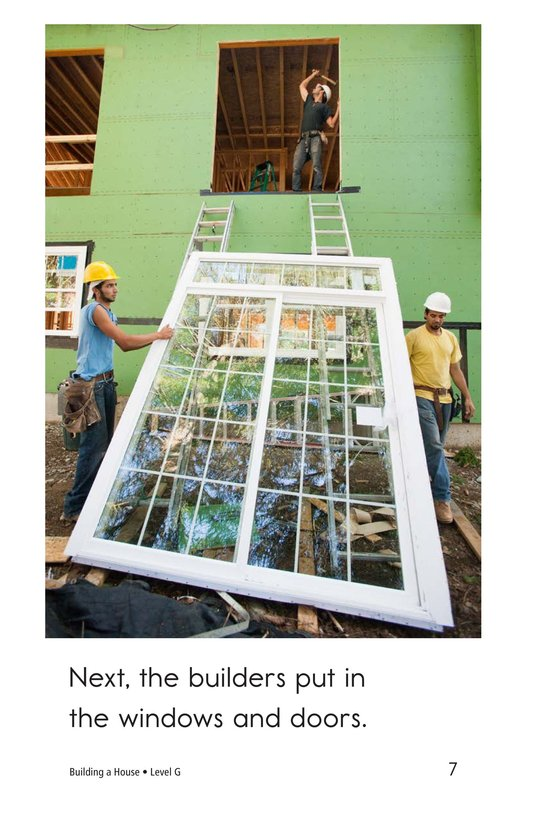 Book Preview For Building a House Page 7