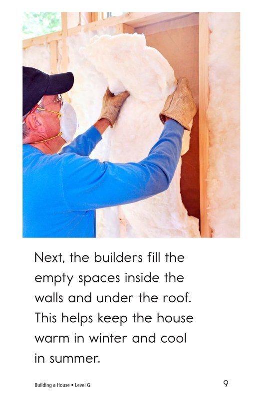 Book Preview For Building a House Page 9