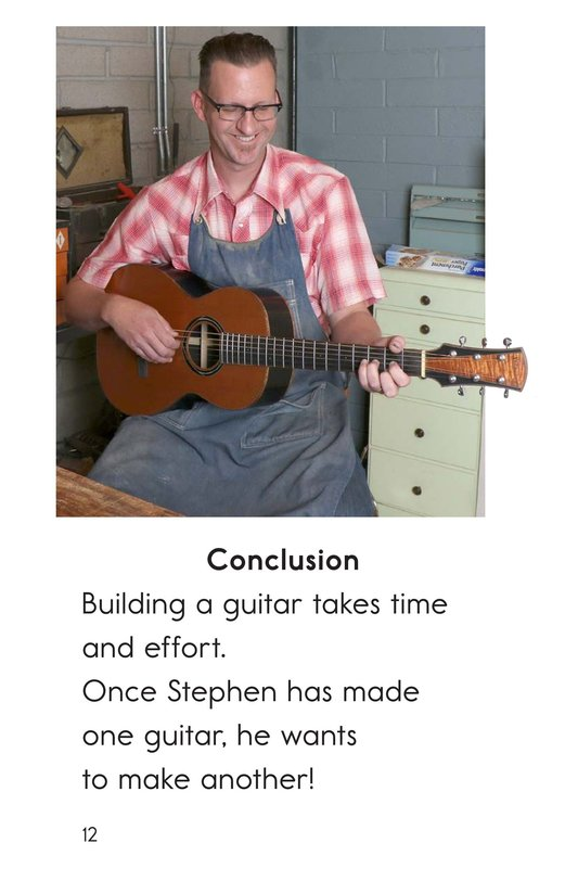 Book Preview For How to Build a Guitar Page 12