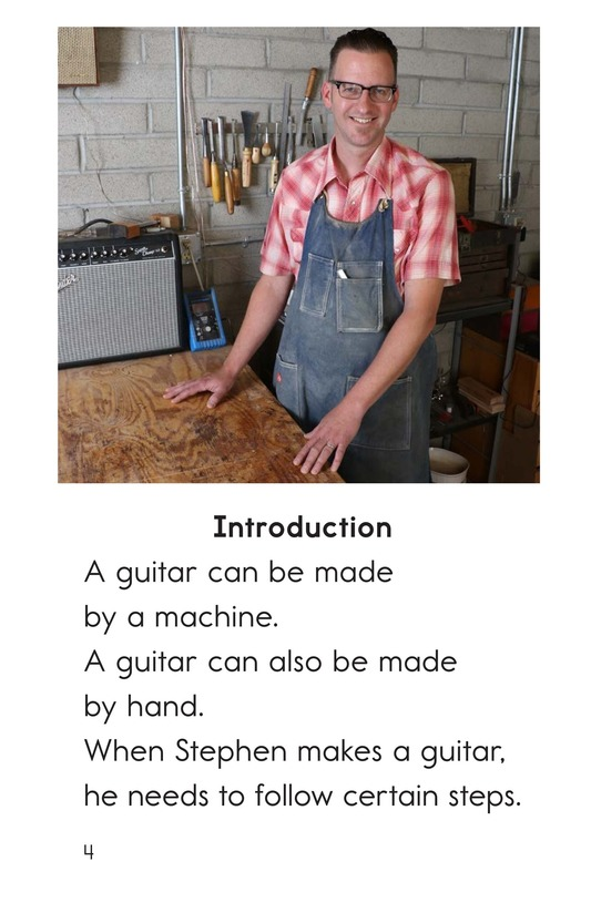 Book Preview For How to Build a Guitar Page 4