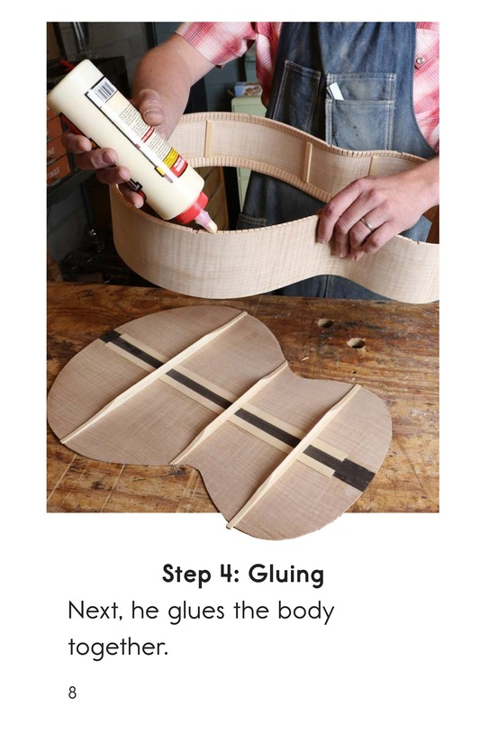 Book Preview For How to Build a Guitar Page 8
