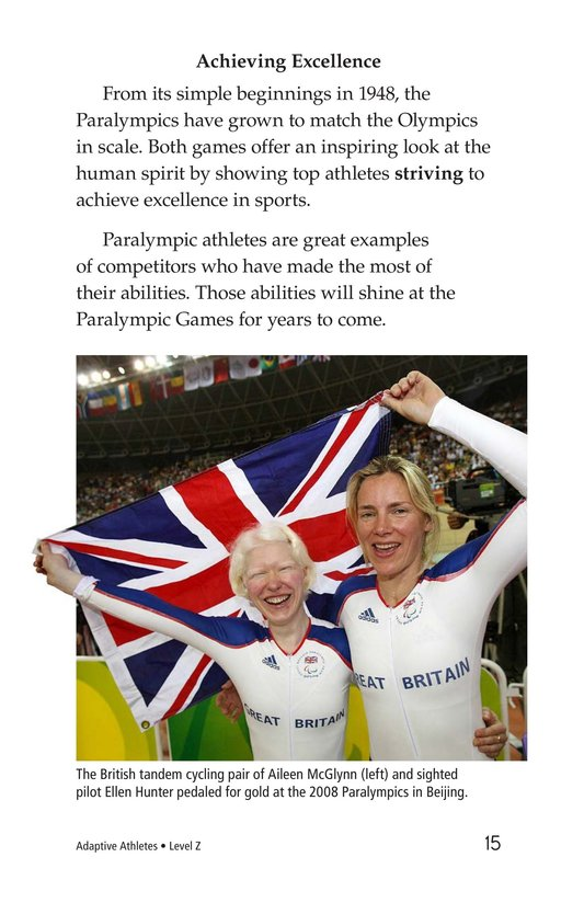 Book Preview For Adaptive Athletes Page 15