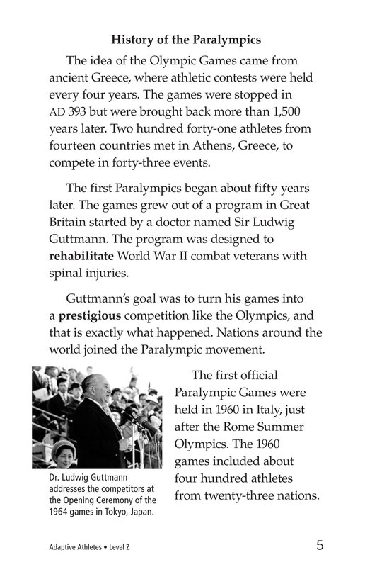 Book Preview For Adaptive Athletes Page 5
