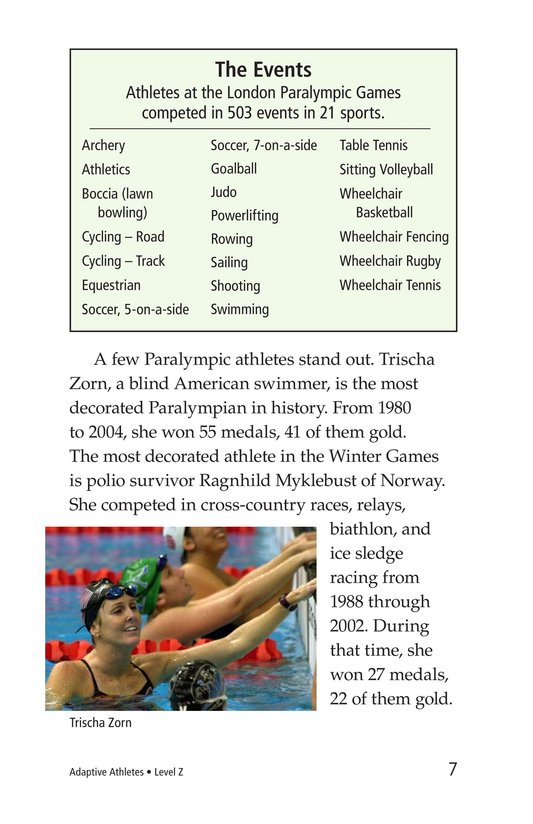 Book Preview For Adaptive Athletes Page 7