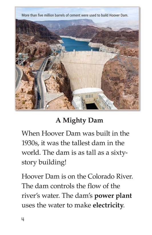 Book Preview For Hoover Dam Page 4