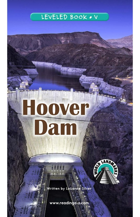 Book Preview For Hoover Dam Page 0