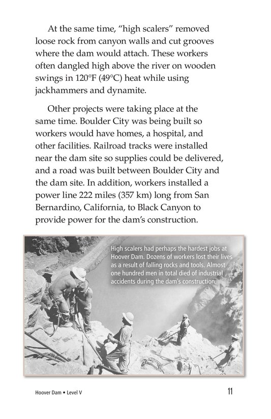 Book Preview For Hoover Dam Page 11