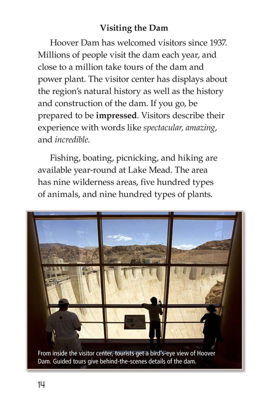 Book Preview For Hoover Dam Page 14