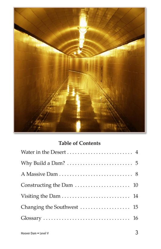 Book Preview For Hoover Dam Page 3
